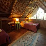 triple room in rio dulce