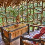 family room in rio dulce